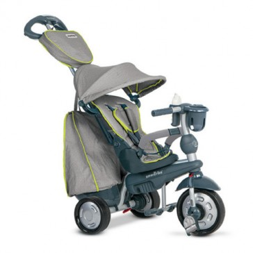 Smart Trike Explorer (Recliner) - Graphite