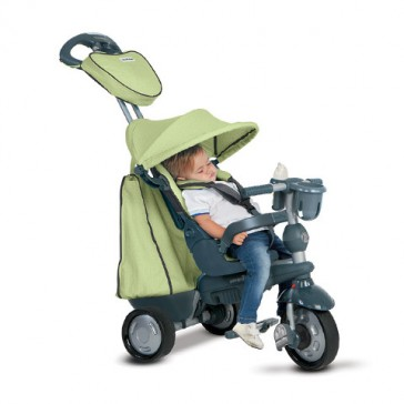 Smart Trike Explorer (Recliner) - Lime