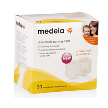 Medela Disposable Nursing Bra Pad (30s)