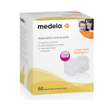 Medela Disposable Nursing Bra Pad (60s)