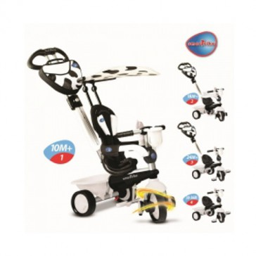 (NEW) Smart Trike Zoo Touch Steering Cow