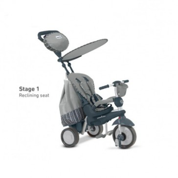 Smart Trike Splash - Graphite