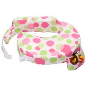 My Brest Friend Original Nursing Pillow - Vibrant Dots