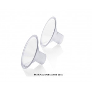 Medela PersonalFit Breastshield 21mm (Size: S) with Box - 2 pieces
