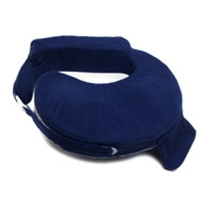 My Brest Friend Original Nursing Pillow - Navy Deluxe