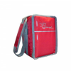 Fridge-To-Go Mini Fridge Bottle Carrier - Red